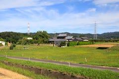 Ländliches Japan Lizenzfreie Stockfotografie