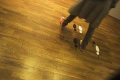 Lära att dansa fotografering för bildbyråer