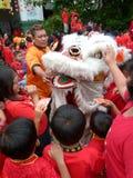 Lära kinesisk kultur royaltyfri bild