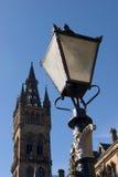lära lampa Fotografering för Bildbyråer