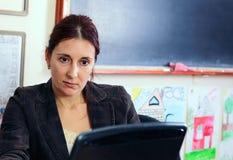 lärare Royaltyfri Fotografi