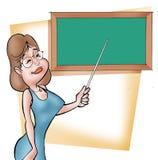 lärare Royaltyfri Bild