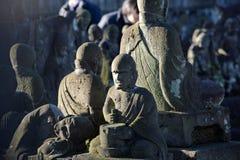 Lärjungarna av Buddha #3 Arkivbilder