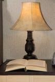 Läs- lampor Fotografering för Bildbyråer
