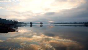 läs sjön Royaltyfri Foto
