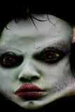 läskig maskering Royaltyfri Bild