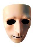 läskig maskering Royaltyfri Foto
