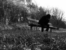 läskigt Fotografering för Bildbyråer