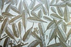 Lässt nahtloses Muster Stockbilder