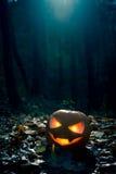 lätt redigera den halloween bildnatten till vektorn Fotografering för Bildbyråer