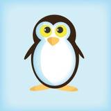 lätt redigera pingvinet till vektorn Royaltyfria Foton