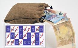 lätta pengar Royaltyfri Fotografi