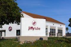 Lätthet för Jiffy Lube bilservice royaltyfri foto