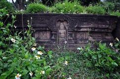 Lättnad av hinduiska tempel på min Son, Vietnam Royaltyfria Bilder
