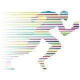 läufer Lizenzfreies Stockbild