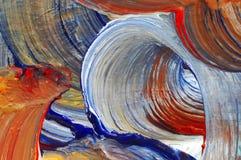 Läuferfarben - Kunstfertigkeit lizenzfreies stockfoto