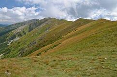 Låg Tatras sikt Royaltyfri Foto