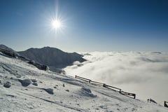 Låga Tatras Royaltyfri Bild