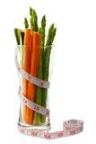 Lågt - kalorigrönsak Royaltyfri Bild