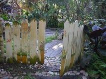 Lågt staket Royaltyfri Foto