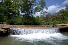 Lågvattenbro Royaltyfri Bild
