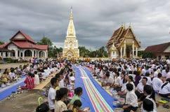 Lånad buddist royaltyfri foto