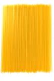 Lång pasta Arkivbilder