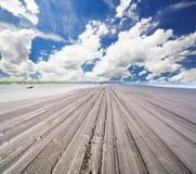 lång sikt washington för strand Royaltyfri Foto
