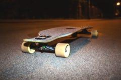Lång skateboard Royaltyfri Fotografi