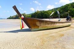 lång svan för fartyg Royaltyfria Foton