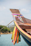 lång svan för fartyg Fotografering för Bildbyråer