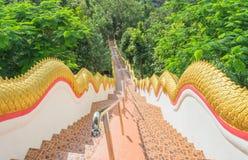 lång trappaväg Arkivfoton