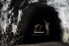 Lång tunel Royaltyfri Fotografi