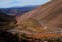 lång väg Royaltyfri Foto