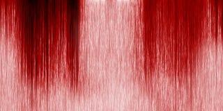 Lång vägg med blod stock illustrationer
