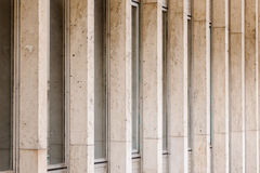 långa kolonner Royaltyfria Foton