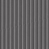 långa metalliska raka waves Arkivbild