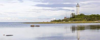 Långe Erik Lighthouse Stock Photos