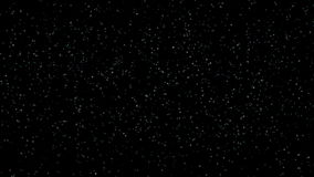 Långsamt flimrande stjärnabakgrund stock illustrationer