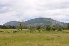 Långt berg Arkivbild