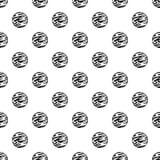 Långväga planetmodellvektor Royaltyfri Bild