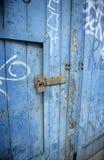 låst Royaltyfri Fotografi