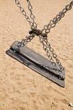 låst swing Arkivfoto