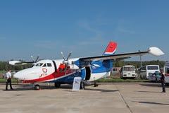 Låt L-410 Turbolet Arkivfoton