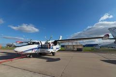Låt L-410 Turbolet Royaltyfri Foto