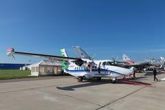 Låt L-410 Turbolet Fotografering för Bildbyråer