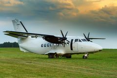 Låt L-410 Turbolet Royaltyfria Foton