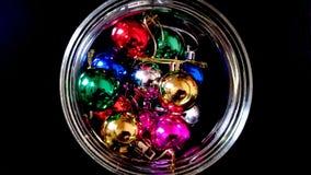 Låt ` s dekorera för nytt år! Arkivfoton
