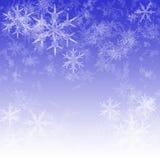 låt snow Arkivbild