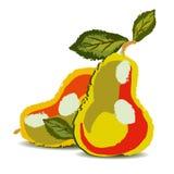 låter vara pears två Arkivbilder